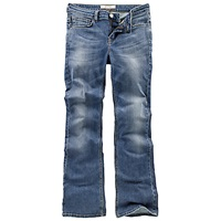 Fat Face Smithy Bootcut Blue Vintage Jeans Denim