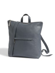 Jigsaw Stevie Zip Top Backpack Grey
