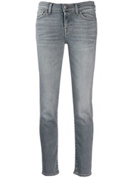 7 For All Mankind Illusion Drifted Jeans Grey