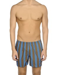Gallo Swimwear Swimming Trunks Pastel Blue