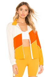 Splits59 Playoff Jacket Orange