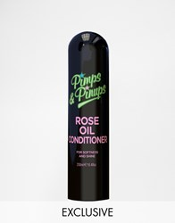 Pimps And Pinups Pimps And Pinups Asos Exclusive Rose Oil Conditioner 250Ml Rose Clear