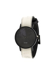 South Lane Avant Diffuse Watch Calf Leather Stainless Steel Nude Neutrals
