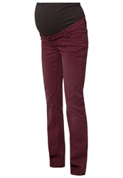 Noppies Chloe Trousers Wine Bordeaux