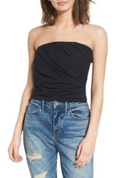 Hinge Women's Draped Tube Top