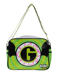 Gola Handbags Acid Green