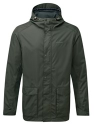 Craghoppers Men's Kiwi Classic Waterproof Jacket Dark Khaki