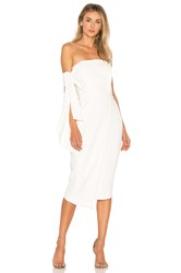 Misha Collection Romi Dress Ivory