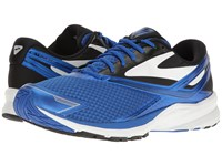 Brooks Launch 4 Electric Blue Black White Men's Running Shoes