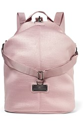 Adidas By Stella Mccartney Croc Effect Neoprene Backpack