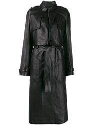 Rta Harlow Belted Trench Coat 60