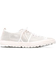 Marsa Ll Perforated Sneakers White