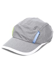 Cottweiler Toggle Fastening Cap Grey