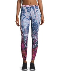 Charlie Jade Mixed Floral Print Leggings 2628