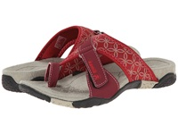 Kamik Mustique Red Women's Sandals