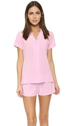 Splendid Pink Rose Pj Set