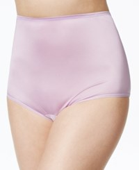 Vanity Fair Perfectly Yours Ravissant Nylon Brief 15712 Wisteria Bud