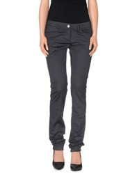 Dek'her Trousers Casual Trousers Women Steel Grey
