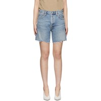 Citizens Of Humanity Blue Bailey Shorts