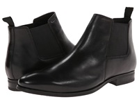Geox U Albert 2Fit Black Oxford Men's Slip On Dress Shoes