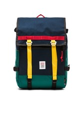 Topo Designs Flap Pack Navy