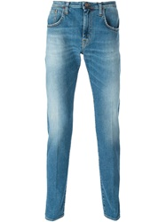 People People Slim Fit Jeans Blue