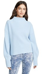 A.L.C. Helena Sweater Baby Blue
