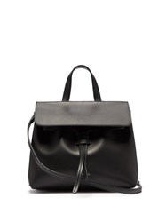 Mansur Gavriel Mini Mini Lady Leather Cross Body Bag Black Multi