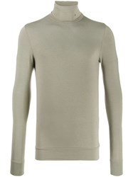 Ambush Turtle Neck Sweatshirt Green