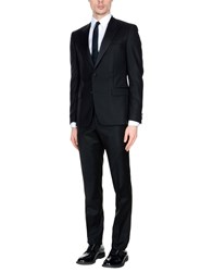 Versace Collection Suits Black