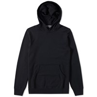 Wings Horns Terry Pullover Hoody Black