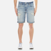 Levi's Men's 511 Slim Cut Off Short Jeans Surfside Blue