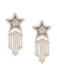 Shourouk Chandelier Star Earrings 60