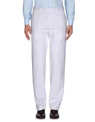 Brooksfield Casual Pants White