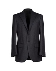 Peter Reed Suits And Jackets Blazers Men Steel Grey