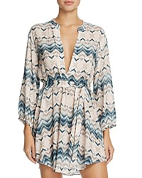 Eberjey Varadero Riley Swim Cover Up Multi