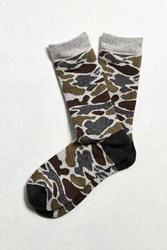 Ro To To Camo Sock Grey