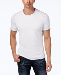 Inc International Concepts I.N.C. Men's Soft Touch T Shirt Created For Macy's White Pure