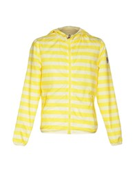 Invicta Jackets Yellow