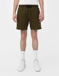 Rogue Territory Ripstop Trunk In Olive Olive Ripstop