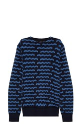 A.P.C. Montant Sweater Navy