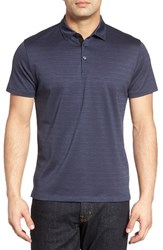 Robert Barakett Men's Walsh Polo Neptune