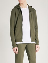 Michael Kors Classic Cotton Jersey Hoody Fatigue