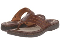 Born Jonah Cymbal Full Grain Leather Men's Sandals Brown