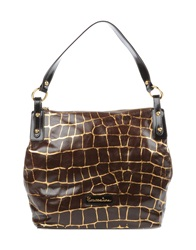 Braccialini Handbags Dark Brown