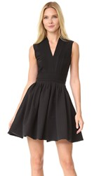 Preen Cherry Bomb Dress Black