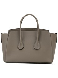 Bally Sommet Tote Bag Nude Neutrals