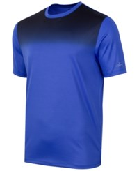 Greg Norman For Tasso Elba Men's Ombre T Shirt Cobalt Glaze