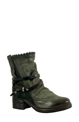 A.S.98 Nilo Bootie Green