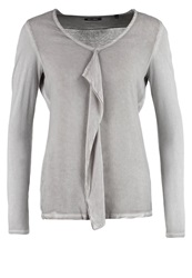 Marc O'polo Long Sleeved Top Marl Taupe